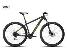 Kolo GHOST Tacana 3 black/green/gray 2016