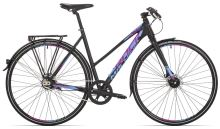 Rock Machine trekk Blackout 30 lady black/blue/purple 2017