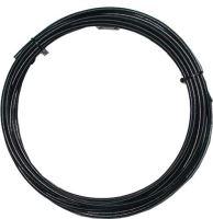 Hydraulická hadička A2Z PVDF 5,0mm černá
