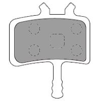 Brzdové destičky GF-836 Abid mech Ball Bearing 7/ Avid Juicy 5/7 hydr.