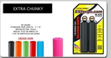 Gripy Chunky extra black ESI grips 80g