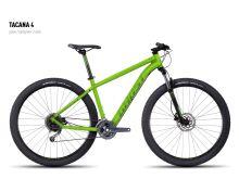 Kolo GHOST Tacana 4 green/darkgreen/black 2016