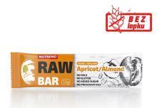 Tyčinka NUTREND RAW BAR, 50g, meruňka+mandle