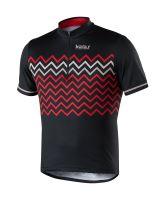 Cyklistický dres KALAS BIKER X6 červený pánský