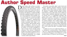 Plášť Author - Speed Master 26x2,00
