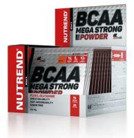 Výživa NUTREND BCAA MEGA STRONG POWDER, vzorek 10g pomeranč