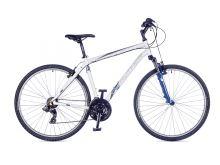 AUTHOR Compact 2016 bílá/modrá krosové kolo