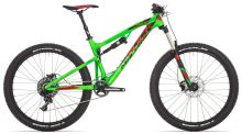 Rock Machine 27+ Blizzard 50 neon green/neon red/black 2017