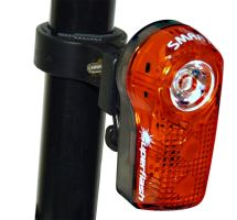 Blikačka zadní SMART 317 R 1/2W LED