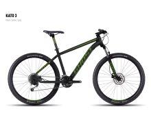 Kolo GHOST Kato 3 black/green/gray 2016