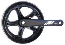 Kliky MAX1 Single 46z 175mm černé s krytem