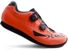 Tretry LAKE MX237 oranžové podium