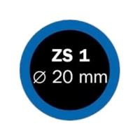 Záplaty FERDUS ZS 1 pr.20mm