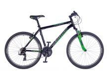 AUTHOR Outset 2016 matná černá/zelená MTB XC kolo