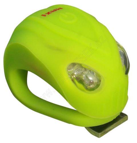 Blikačka MAX1 Alien 2LED, zadní, zelená