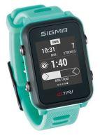 Chytré hodinky SIGMA iD TRI Basic mentolové