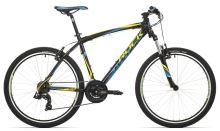 "Kolo Rock Machine 26"" Manhattan 50 black/yellow/blue"