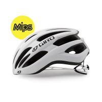přilba GIRO Foray MIPS-mat white/silver