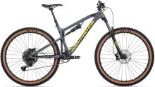 Kolo Rock Machine Blizzard TRL 30-29 dark grey/yellow/black