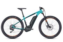 Ghost HYB Teru B2.7+ electric-blue/black Ladies 2018