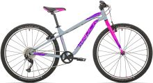 "Kolo Rock Machine Thunder 26 gloss grey/pink/violet vel. XS (14"") model 2020"