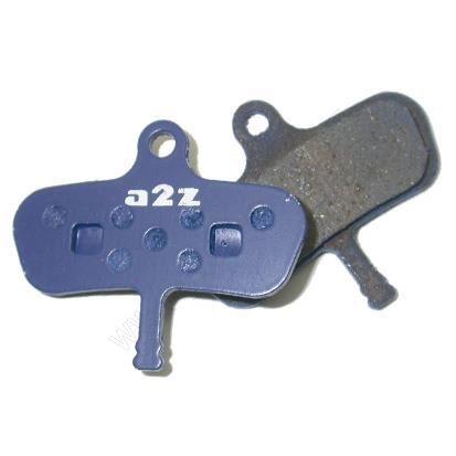 Brzdové destičky A2Z Sintrované AZ-295 S