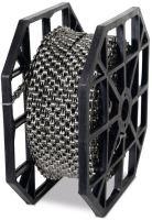 Řetěz KMC X-11e E-Bike niklovaný povrch - odstín stříbrná,  balení 150m
