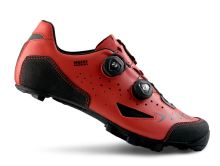 Tretry LAKE MX237 Endurance červeno/černé vel.44