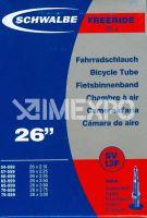 """Duše Schwalbe 26"""" SV14 26x1,5-2,1"""