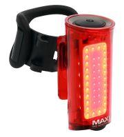 Blikačka zadní MAX1 Energy USB