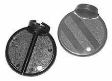 Centrklíč plast černý 3,45 mm