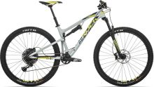 Kolo Rock Machine Blizzard XCM 70-29 Mat Grey/Radioactive Yellow/Night Blue 2019