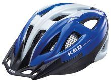 Přilba KED VS modrá/perleť.