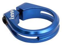 Sedlová objímka MAX1 Performance 34,9 mm imbus modrá