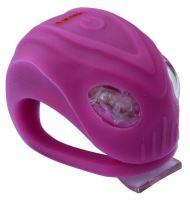 Blikačka MAX1 Alien 2LED, zadní, fialová