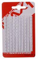 Bezpečnostní odrazky na dráty MAX1 Seku-Clip stříbrné 1ks
