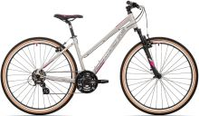 kolo Rock Machine CrossRide 100 lady (L) gloss light grey/dark grey/New pink 2021
