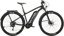 Elektrokolo Rock Machine Storm e60-29 25th +bat.504 wh, mat black/silver/black 2019