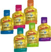 Gel POWERBAR PowerGel citron-limetka