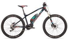 Kolo Rock Machine Ebike 27+ Blizz  e70 night blue/neon red/blue 2017