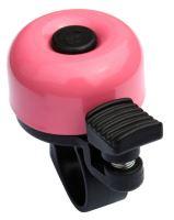Zvonek mini růžový