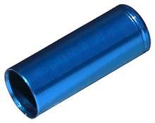 Koncovka bowdenu Max1 CNC alu 5mm modrá 100ks