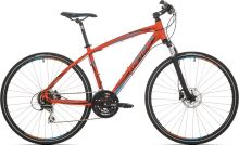 Rock Machine CrossRide 300 orange/blue/black