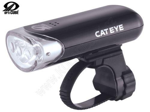 Světlo přední CATEYE HL-EL135 s bat. černé