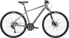 Kolo Rock Machine Crossride 800 Mat Grey/Radioactive Yellow/Night Blue 2019