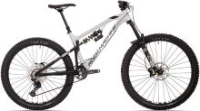 "kolo Rock Machine Blizzard 50-297 (L) mat grey/white/black 29""/27,5"" (mullet) 2021"
