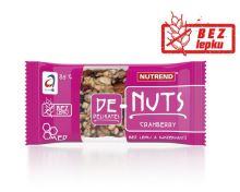 Tyčinka NUTREND DeNuts, 35g cranberry