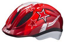 Přilba KED Meggy Red Stars