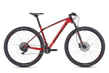 Ghost Lector 6.9 LC red/black 2018