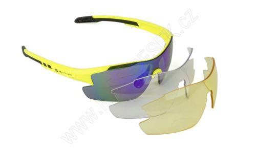 Brýle AUTHOR Vision LX žlutá-neonová